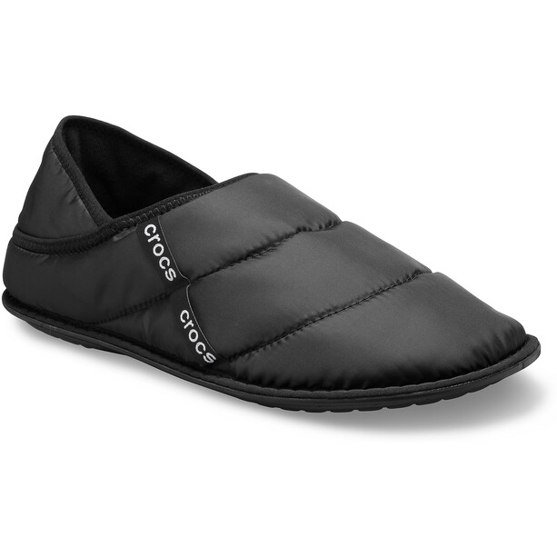 Crocs Neo Puff Slippers black