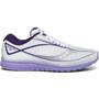 saucony Kinvara 10 Schuhe Damen white/purple