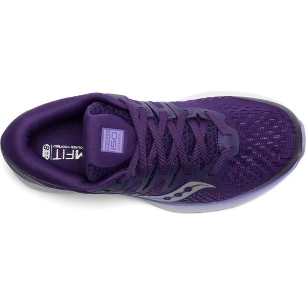 saucony Ride ISO 2 Schuhe Damen purple