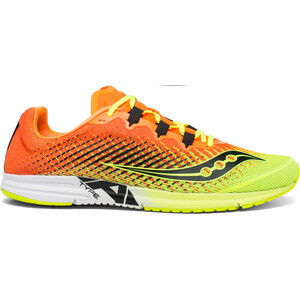 saucony Type A9 Schuhe Herren citron/orange citron/orange