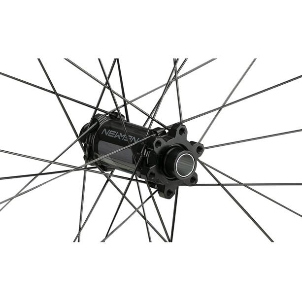"NEWMEN Evolution SL A.30 Vorderrad 29"" 15x110mm 6-Bolt Gen2 black anodised/grey"