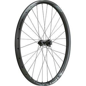 """NEWMEN Evolution SL A.35 Vorderrad 29"""" 15x100mm 6-Loch Gen2 black anodised/grey black anodised/grey"""