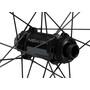 NEWMEN Evolution SL R.25 Vorderrad 12x100mm CL Gen2 black anodised/grey
