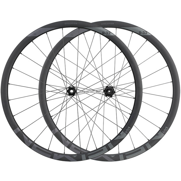 NEWMEN Evolution SL R.32 Rear Wheel 12x142mm CL SRAM XDR Gen2 svart