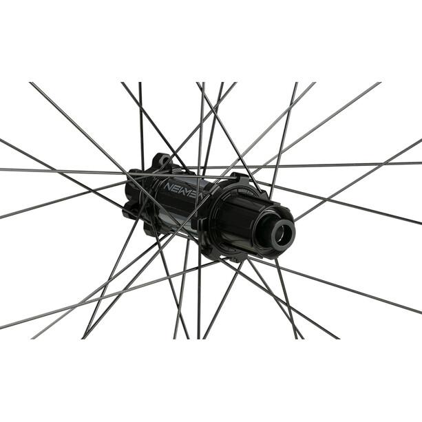 "NEWMEN Evolution SL X.A.25 Hinterrad 29"" 12x148mm 6-Bolt Shimano Gen2 black anodised/grey"