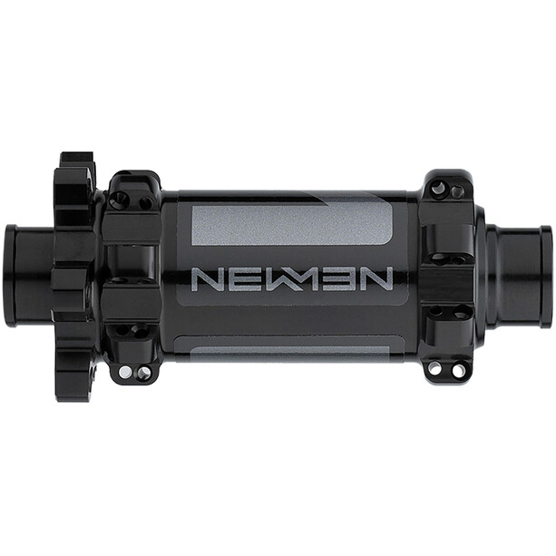 NEWMEN MTB Vorderradnabe 15x110mm 6-Loch Gen2 black anodised/grey