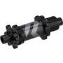 NEWMEN MTB Navgear 12x142mm 6-Bolt Shimano MicroSpline Gen2, sort