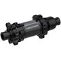 NEWMEN MTB Moyeu arrière 12x142mm 6 boulons SRAM XD Gen2, black anodised/grey