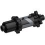 NEWMEN MTB Hinterradnabe 12x148mm 6-Loch Shimano Gen2 black anodised/grey