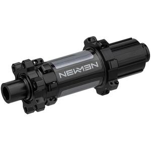 NEWMEN MTB Hinterradnabe 12x148mm 6-Loch Shimano Gen2 black anodised/grey black anodised/grey