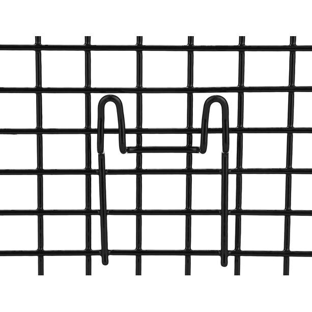 Unix Cosetto Hinterradkorb schwarz