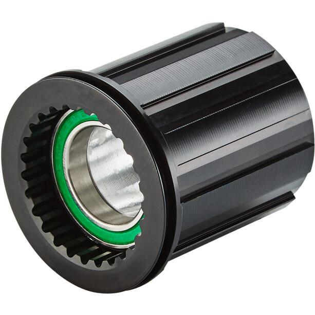 NEWMEN Road Freewheel for Shimano Gen2 Hubs incl. Bearing black anodised