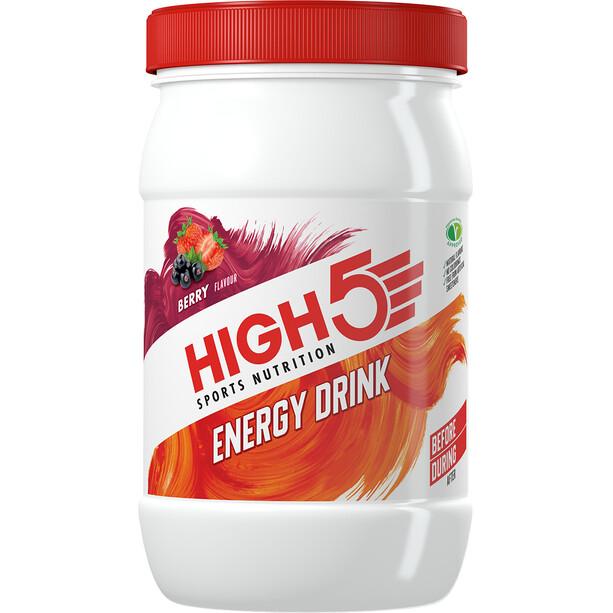 High5 Energy Drink 1kg, Berry