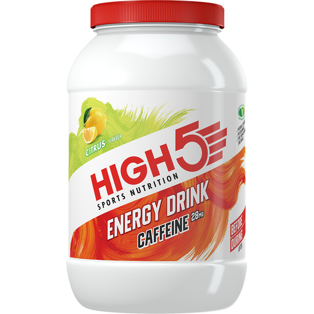 High5 Energy Drink 2,2kg, Caffeine Citrus