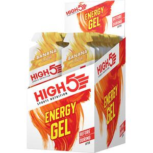 High5 Energy Gel Box 20 x 40g Banane