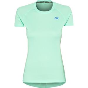 Zone3 Activ Lite CoolTech T-Shirt Damen mint green/petrol mint green/petrol