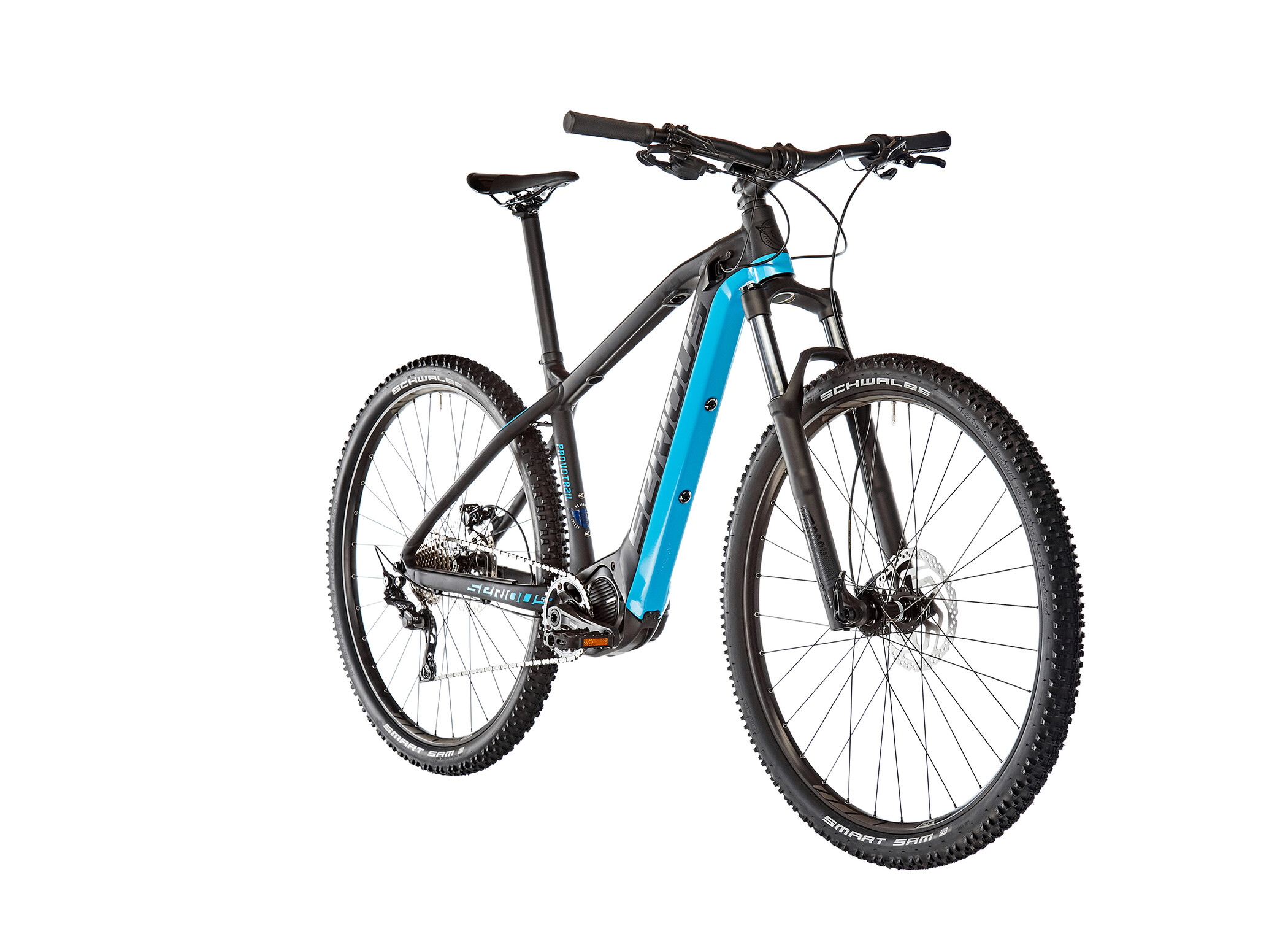 Provo Trail Power 756 Wh, sort | e-bike battery