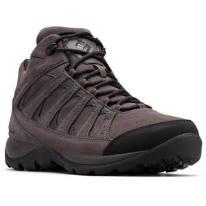 Columbia Redmond V2 LTR WP Mid-Cut Schuhe Herren dark grey/madder brown dark grey/madder brown