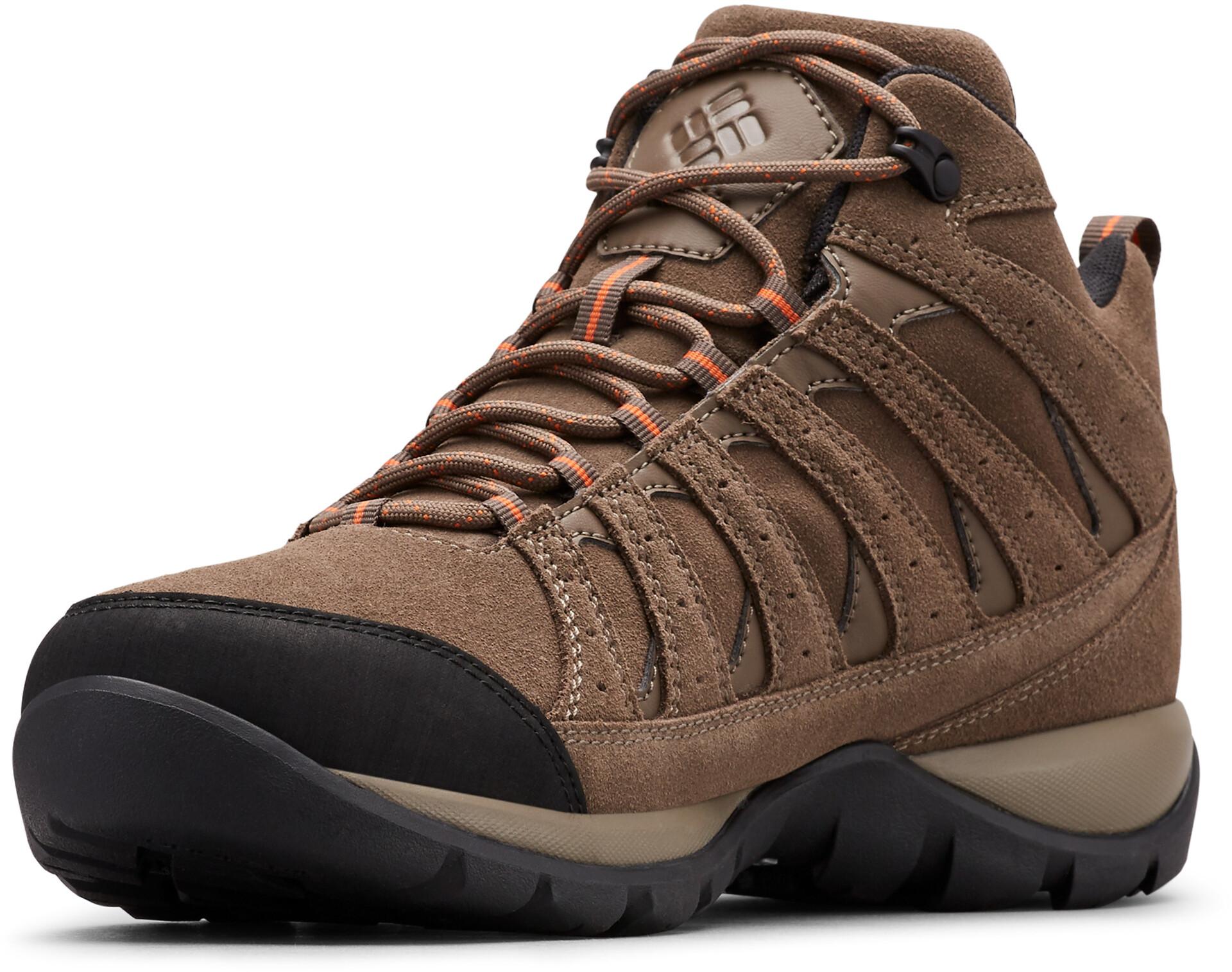 Columbia Redmond V2 LTR WP Zapatillas de Senderismo para Hombre