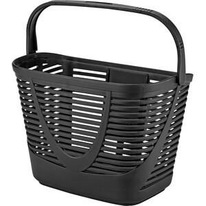 KlickFix Lamello Kunststoffkorb Mini schwarz schwarz