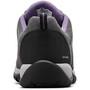 Columbia Fire Venture S II WP Schuhe Damen titanium MHW/plum purple