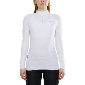 Craft CTM Rundhals Langarmshirt Damen white white