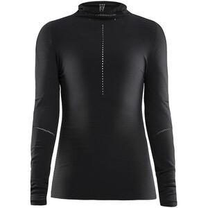 Craft CTM LS Hood Damen black black