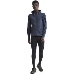 Craft Essential warme Hose Herren black black