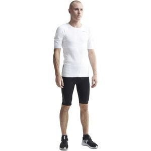 Craft CTM Rundhals Kurzarmshirt Herren white white