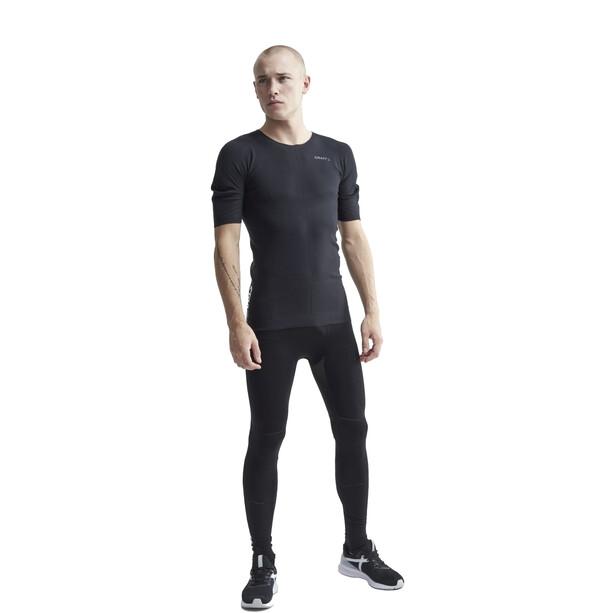 Craft CTM Rundhals Kurzarmshirt Herren schwarz