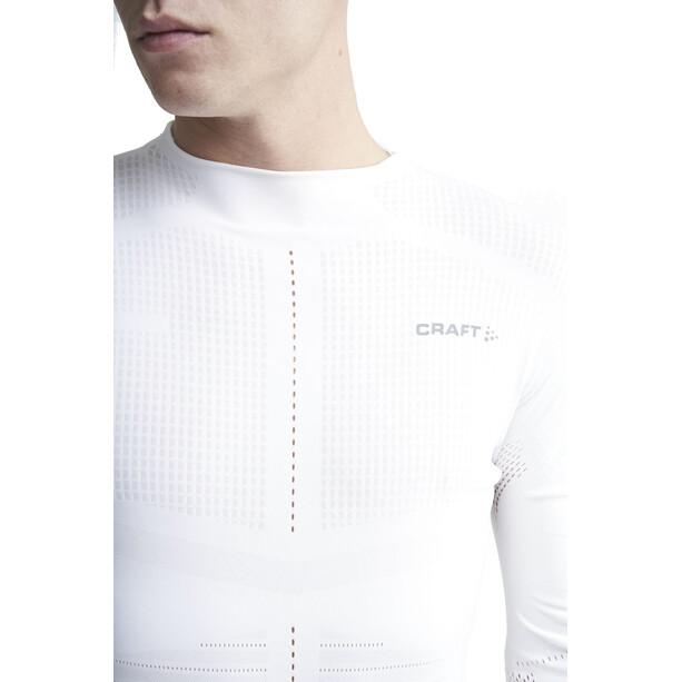 Craft CTM Rundhals Langarmshirt Herren white