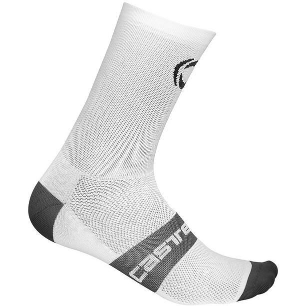 Castelli Team Ineos Free 12 Socken white