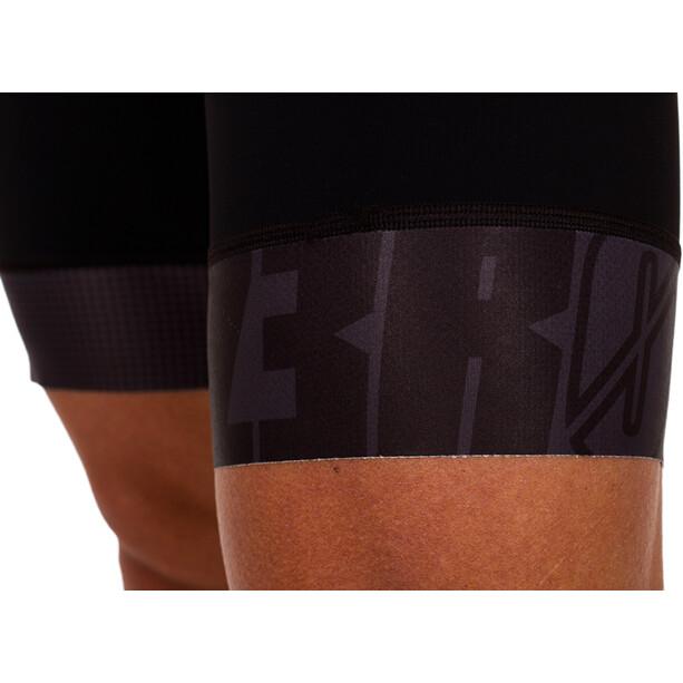 Z3R0D Racer Time Trial Trisuit Herren grau/schwarz