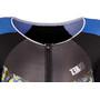 Z3R0D Racer Time Trial Triathlon-puku Naiset, musta/sininen