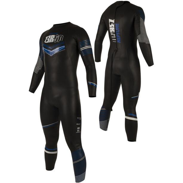 Z3R0D Neptune Wetsuit Herren black/blue
