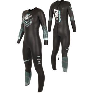 Z3R0D Neptune Wetsuit Women black/turquoise black/turquoise