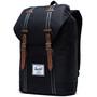 Herschel Retreat Backpack 19,5l black/black/tan