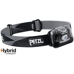 Petzl Tikka Headlamp Black Black