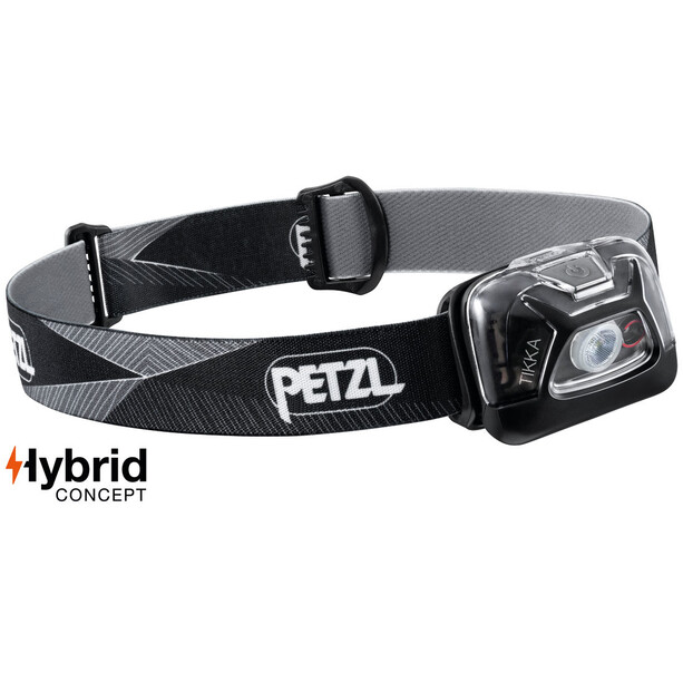 Petzl Tikka Headlamp svart