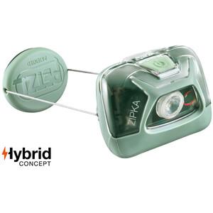 Petzl Zipka Headlamp grön grön