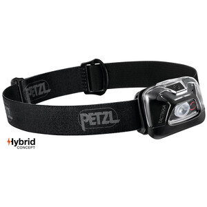 Petzl Tactikka Headlamp Black Black