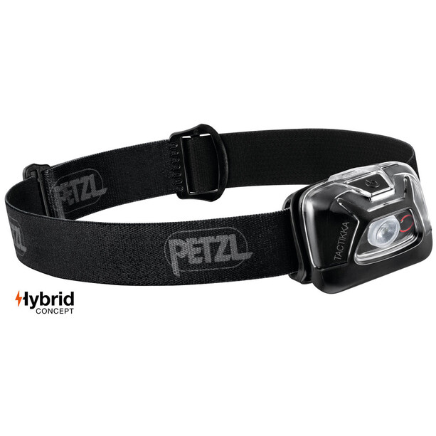 Petzl Tactikka Headlamp Black