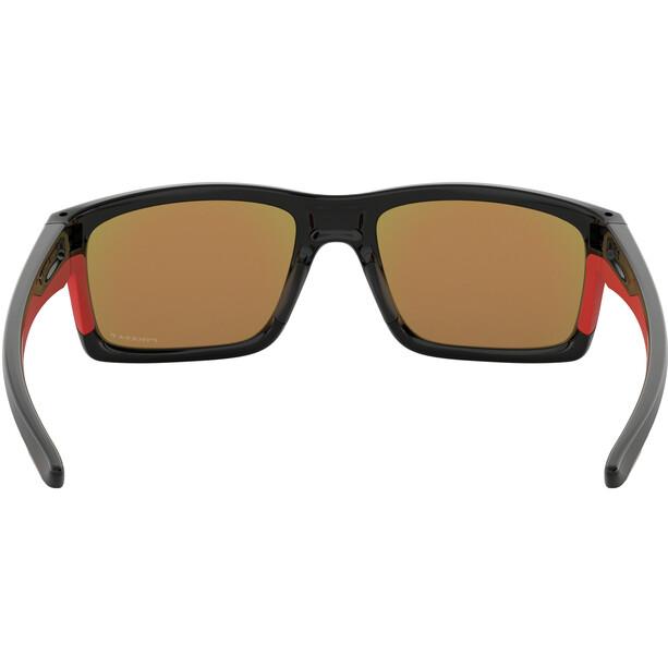 Oakley Mainlink XL Lunettes de soleil, polished black/prizm ruby polarized
