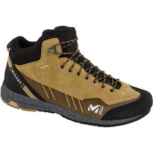 Millet Amuri Dryedge Leather Mid Shoes Herr brun/beige brun/beige