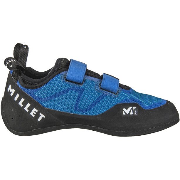 Millet Easy Up Knit Shoes electric blue