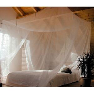 Brettschneider Lodge Big Box II Mosquito Net, valkoinen valkoinen