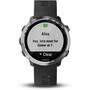Garmin Forerunner 645 Music GPS Smartwatch silver