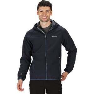 Regatta Arec II Softshell Jacke Herren navy/seal grey navy/seal grey