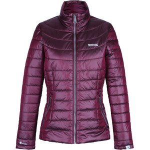 Regatta Metallia II Jacke Damen beetroot beetroot