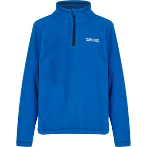 Regatta Hot Shot II Fleece Pullover Kinder blau blau